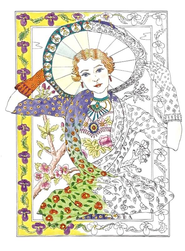 De Grote Hoed/Kleurboek