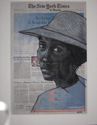 Femmes du Monde  Portret op Le Monde